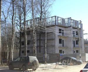 ЖК «Бородино» (апрель 2014 г.)