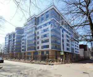 Строительство дома на Костромском проспекте, 10 (15.04.2014)