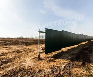 Строительная площадка ЖК «Троицкая гора» (14.04.2014)