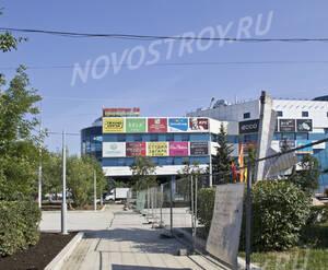 Торговый центр вблизи ЖК «Борисовский дом»
