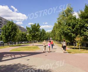 ЖК «Дом в мкр.№8» (г. Реутов) (22.07.2014)