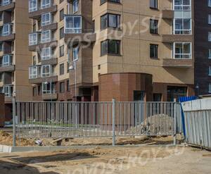 Строительство «Дома на Юбилейном пр., 60А» (18.07.2014)