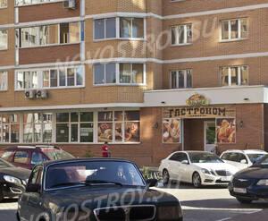 «Дом на Октябрьском проезде 18 к. 2» (11.08.2014)