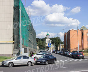 Церковь рядом с ЖК «Парк Мира» (14.08.2014)