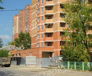 ЖК на улице Пионерская, дом 15 (11.08.2014)