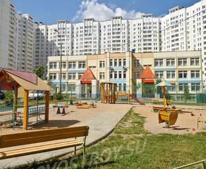 Окрестности ЖК «Подольские просторы» (11.08.2014)