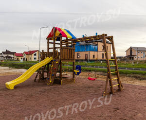 Коттеджный посёлок «Вишневый сад» (16.10.2014.)