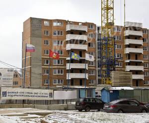 ЖК в поселке Андреевка (28.10.2014)