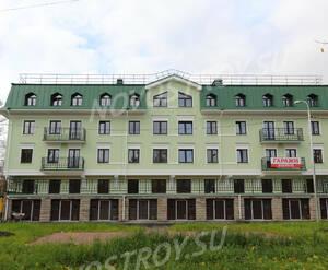 Дом на ул. Гуммолосаровской (21.10.2014)