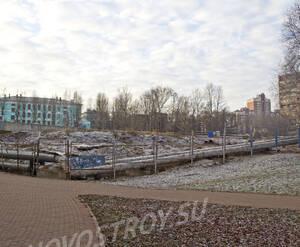 Строительство ЖК «Wood House» (21.11.2014)