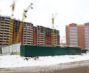ЖК «На Высоковольтной улице» (19.12.2014)