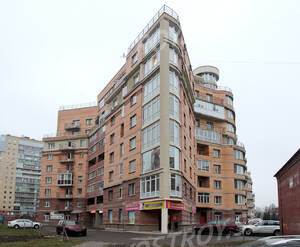 ЖК «Орловский каскад» (20.12.2014)