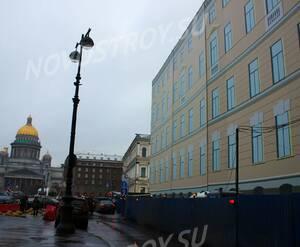 МФК «Исаакиевская Ассамблея» (17.12.2014)
