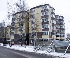 ЖК «Усадьба Новая Салтыковка»: 12.01.2015