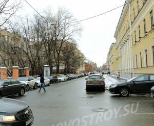 ЖК «на Парадной улице»: Окружающее пространство. 16.01.2015