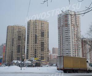 ЖК «Янтарный»: корпуса, 26.01.2015