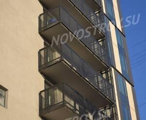 МФК «Vertical»: балконы. 21.01.2015