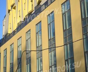 МФК «Vertical»: оконные проемы 21.01.2015