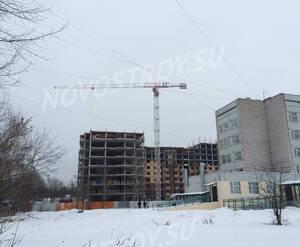 ЖК «Карат»: окружающее пространство 18.01.2015