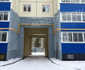 ЖК «Дом в микрорайоне №6»: сквозной проезд 18.01.2015