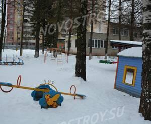 ЖК «Молодёжный» (г. Чехов): Детский сад. 31.01.2015 г.