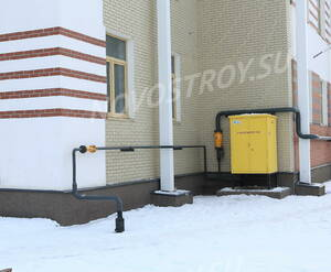 ЖК «Красное село»: фасад. 05.02.2015