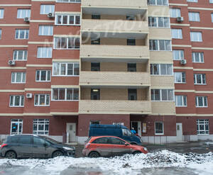 ЖК «Гагаринский»: вид на ЖК, 05.03.2015