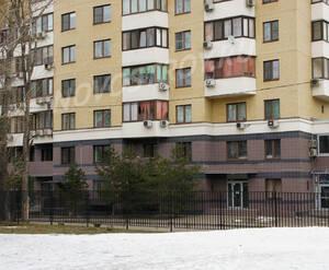 ЖК «на Ярцевской улице»: Фрагмент здания, 12.03.2015