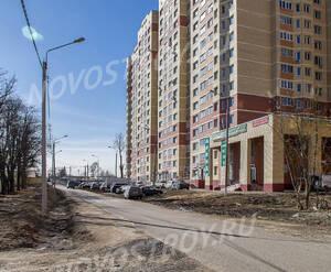 ЖК «Андреевская Ривьера»: Построенный корпус, 27.03.2015