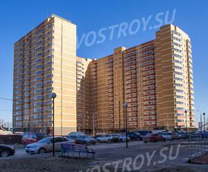ЖК «Андреевская Ривьера — 2»: Построенный корпус, 27.03.2015