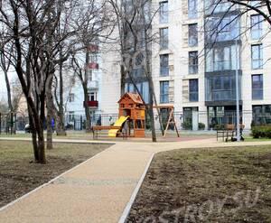 ЖК «Кленовый DOM»: 29.03.2015 - Детская площадка
