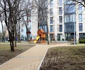 ЖК «Хилков»: 29.03.2015 - Детская площадка
