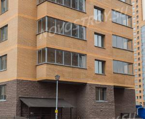 ЖК «Мечта»: балконы и окна корпуса 1. 07.04.2015