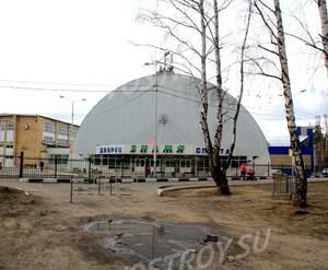 ЖК «Киров Парк»: 18.04.2015 - Дворец спорта около новостройки