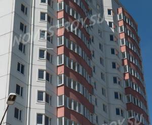 ЖК «Дом на ул. Чехова»: вид на ЖК, 04.05.2015
