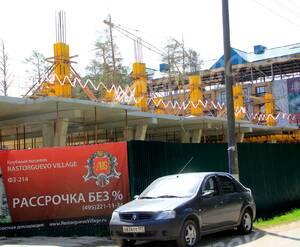 МФК «Rastorguevo Village»: 10.05.2015 - Строящийся блок 2
