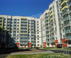 ЖК «Дом в Романовке»: внутренний двор (07.06.15)