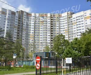 ЖК «Дом на улице Профсоюзная»: Строительство, стадия отделки 07.06.2015 г.