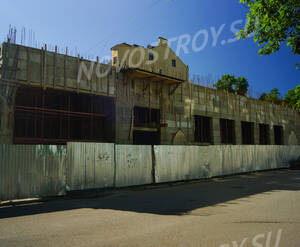 ЖК «Торкельская ратуша»: общий вид (17.06.15)