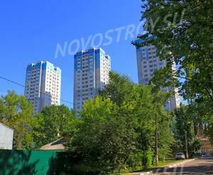 ЖК «в Молжаниновском районе»: 24.06.2015 - Общий вид новостройки, корпуса 6, 7, 8