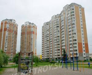 ЖК «Град Московский» (г. Московский): Общий вид. 25.06.2015