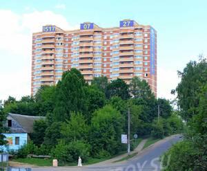ЖК «Поварово-Молодежный»: 24.06.2015 - Вид новостройки со станции