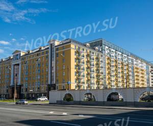 ЖК «Тапиола»: общий вид на жилой комплекс (14.08.2015)