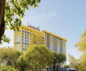 ЖК «Архимед-2»: 21.08.2015 Вид по ул. Матросова
