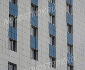 ЖК «Альтаир»: 28.08.2015 Отделка основного корпуса