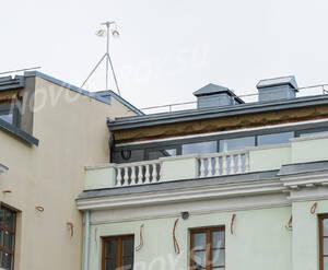 ЖК «Гранвиль»: фасад ЖК Гранвиль (05.09.2015)