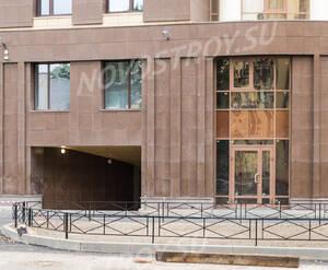 ЖК «Преображенский»: фасад здания (05.09.2015)