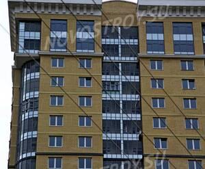 ЖК «Президентский»: 17.09.2015 - Фрагмент построенного корпуса