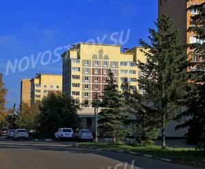 ЖК «Голицын Парк»: 21.09.2015 - Общий вид новостройки