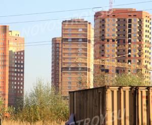 ЖК «Эдельвейс Комфорт»: 26.09.2014 - Строящиеся корпуса 1 и 3